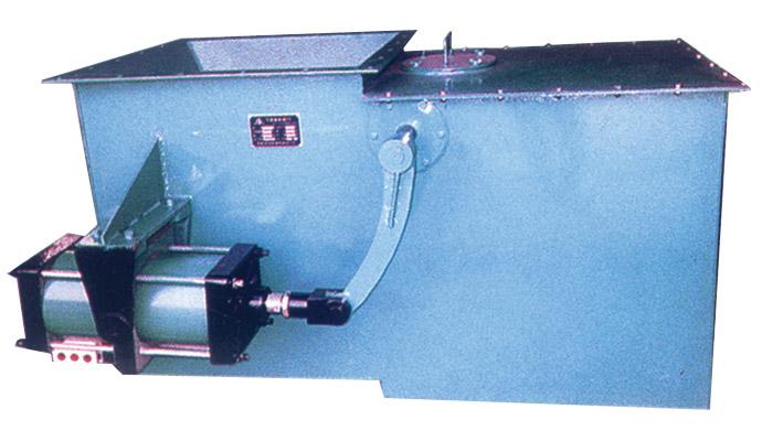 气动扇形阀