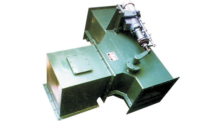 电动斜槽侧卸料阀
